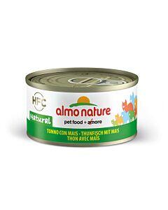 Almo Nature Chat Thon & Maïs 24x70g