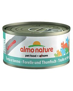 Almo Nature HFC Jelly Forelle & Thunfisch Adult Dose 24x70g