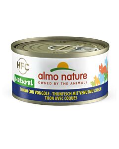 Almo Nature Chat Thon & Palourde 24x70g