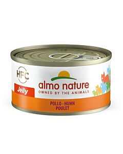 Almo Nature HFC Jelly Huhn 24x70g