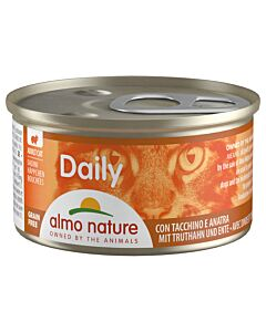 Almo Nature PFC Häppchen Adult Pute & Ente 85g