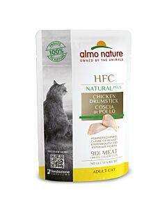 almo nature HFC Natural Plus Hühnerschenkel 24x55g