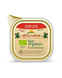 Almo Nature PFC Biorganic Boeuf 19x85g