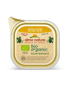 Almo Nature PFC Biorganic Poulet 19x85g