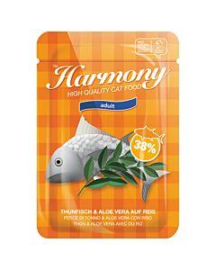 Harmony Cat Thunfisch & Aloe Vera auf Reis 80g