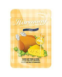 Harmony Cat Huhn mit Reis & Käse 80g