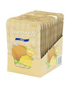 Harmony Cat Huhn mit Reis & Käse 12x80g