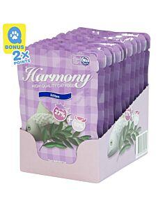 Harmony Kitten Thunfisch Karton (12x80g)