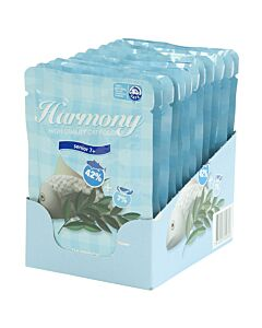 Harmony Senior 7+ Thunfisch Karton (12x80g)