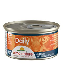 Almo Nature PFC Häppchen Adult Forelle 85g