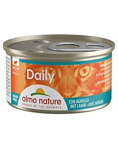 Almo Nature Daily Mousse Lamm 85g