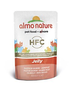 Almo Nature HFC Jelly Cat LAlternative Caths 55g