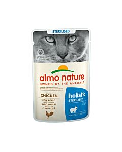 Almo Nature PFC Sterilised Huhn 30x70g