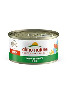 Almo Nature HFC Jelly Thunfisch 24x70g
