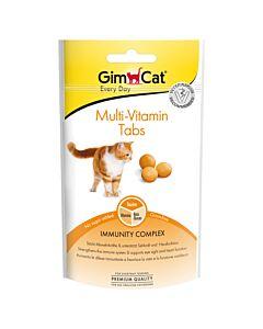 GimCat Multi Vitamin Tabs 40g