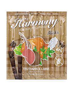 Harmony Cat Truthahn & Lamm 6x5g
