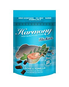 Harmony Cat Stickies Lachs & Forelle 35g