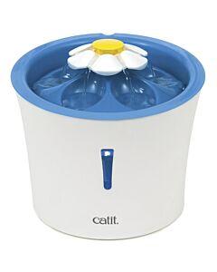 Catit Senses 2.0 Flower Fountain Trinkbrunnen mit LED Nachtlicht