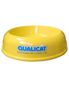 QUALICAT Napf gelb Katze  Party 2  0.2L