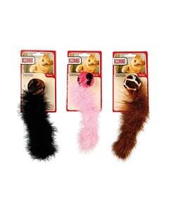 KONG Katzenspielzeug Active Wild Tails assortiert