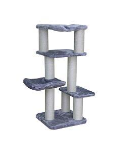 Petrebels Arbre à chats Sweet Petite Suite 121 gris