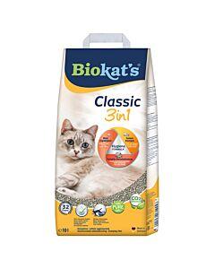 Biokat's Classic 10l Katzenstreu