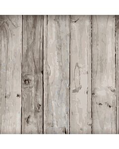 Litter Locker Stoff-Bezug Wood