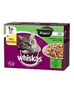Whiskas Ragout in Gelée Geflügel 13x4x85g