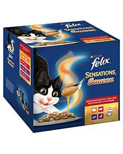Felix Sensation Gelees - Geschmacksvielfalt vom Land 24x100g