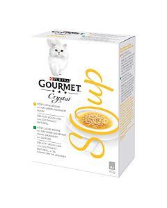 Gourmet Crystal Soup Huhn 10x4x40g