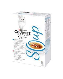 Gourmet Crystal Soup Thunfisch 10x4x40g