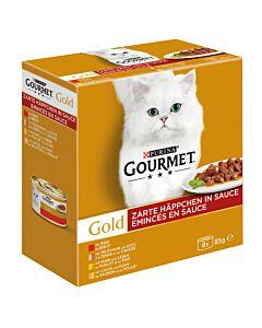 Gourmet Gold zarte Häpp. Sauce 12x8x85g