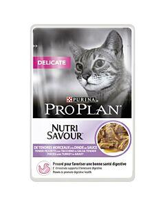 Pro Plan ProPlan Cat Nutrisavour Delic. 24x85g