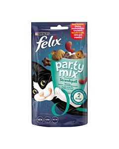 Felix Party Mix Saveur de l'Océan 60g 1+1
