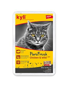 kyli PureFresh Adult Chicken & Wild 12x85g