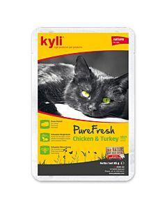 kyli PureFresh Urinary Control Chicken & Turkey 12x85g
