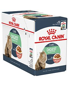 Royal Canin Katze Digest Sensitive Sauce 12x85g