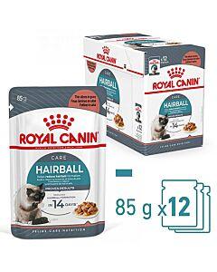 Royal Canin Katze Hairball Care in Sauce 12x85g