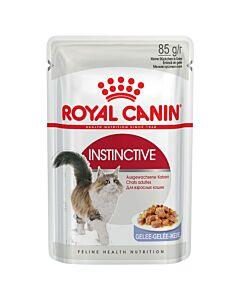 Royal Canin Instinctive en gelée 85g