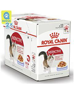 Royal Canin Katze Instinctive Gelée 12x85g