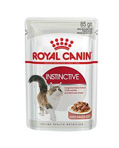 Royal Canin Feline Adult Instinctive Sauce