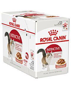 Royal Canin Feline Instinctive Sauce 12x85g