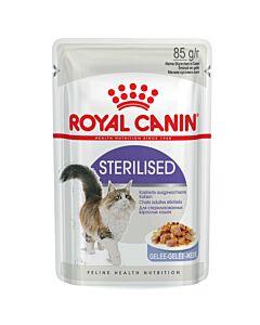 Royal Canin Feline Sterilised Gelée 85g