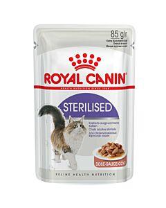Royal Canin Sterilised Sauce 85g