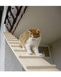 swisspet Katzentreppe 1 Meter ohne Verbindung
