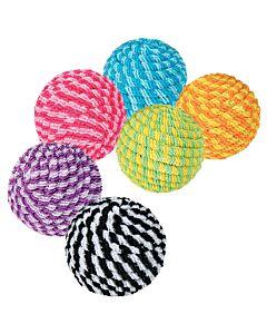 Trixie Spiralspielbälle D=4.5cm