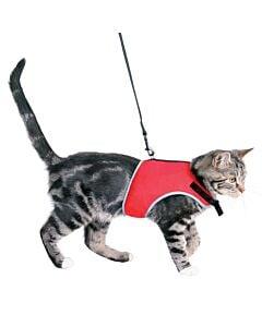 Trixie Softgeschirr mit Leine für Katzen assortiert