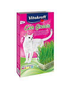 Vitakraft Vita Cat Grass Herbe à Chat Bol 120g