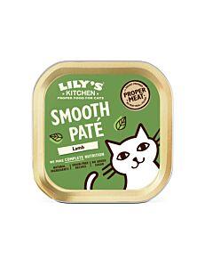 Lily's Kitchen Nassfutter für Katzen Lovely Casserole Lamm 19x85g