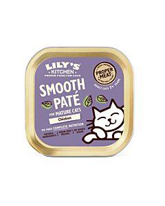 Lily's Kitchen Nassfutter für Senior-Katzen marvellously mature Huhn